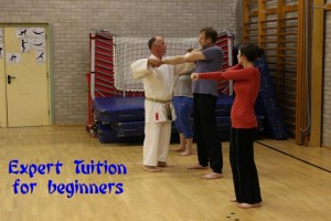Tuition for beginners
