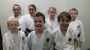 Hawarden Grading Jan 2015